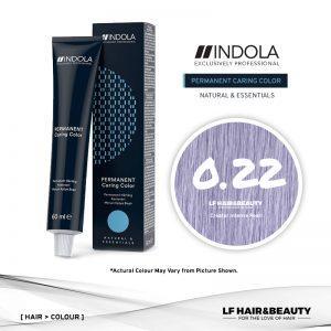 Indola Permanent Caring Color 0.22 Creator Intense Pearl 60ml