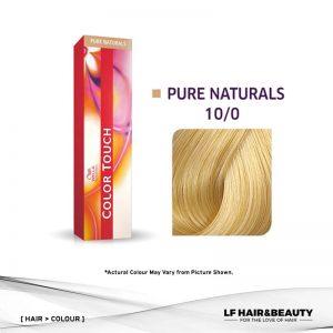 Wella Color Touch Semi-Permanent Cream 10/0 - Lightest Blonde 60g