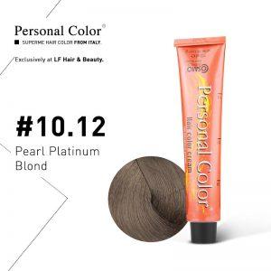 Cosmo Service Personal Color Permanent Cream 10.12 - Pearl Platinum Blond 100ml