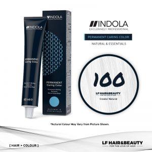 Indola Permanent Caring Color 100 Creator Natural 60ml