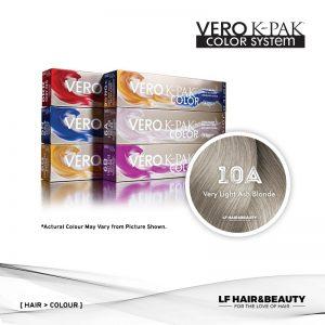 Joico Vero K-PAK Color 10A Permanent Color - Very Light Ash Blonde 74ml
