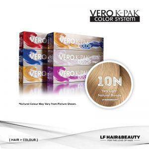 Joico Vero K-Pak Color Permanent 10N - Very Light Natural Blonde 74ml