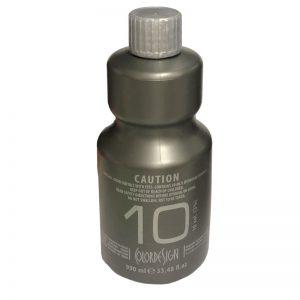 Color Design 10vol (3%) Oxidizing Emulsion Cream 990ml