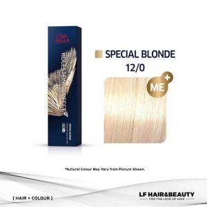 Wella Koleston Perfect Permanent Cream 12/0 - Special Blonde Natural 60g