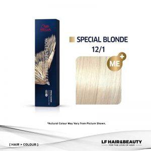 Wella Koleston Perfect Permanent Cream 12/1 - Special Blonde Ash 60g