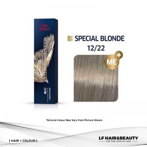 Wella Koleston Perfect Permanent Cream 12/22 - Special Blonde Matt Intensive 60g