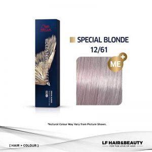 Wella Koleston Perfect Permanent Cream 12/61 - Special Blonde Violet Ash 60g
