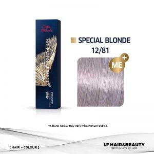 Wella Koleston Perfect Permanent Cream 12/81 - Special Blonde Peal Ash 60g