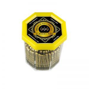 """999 - Bobby Pins 2"""" Gold"""