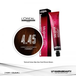 L'Oreal Majirel Permanent Hair Color 4.45 Copper Mahogany Brown 50ml