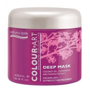 Natural Look Colour Art Deep Mask 400ml