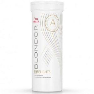 Wella Blondor Freelights White Lightening Powder 400g