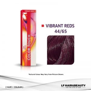 Wella Color Touch Semi-Permanent Cream 44/65 - Med Brown Intense Violet Mahogany 60g