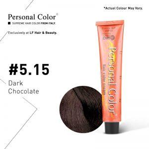 Cosmo Service Personal Color Permanent Cream 5.15 - Dark Chocolate 100ml