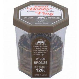 "555 - Bobby pins 1.5"" Bronze 120g"