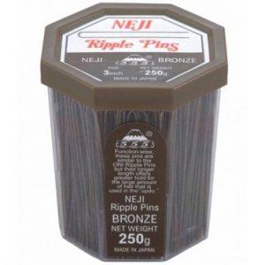 555 - Ripple Pins 3'' Bronze 250g