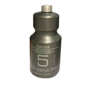 Color Design 5vol (1.5%) Oxidizing Emulsion Cream 990ml