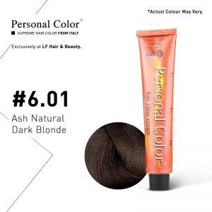 Cosmo Service Personal Color Permanent Cream 6.01 - Ash Natural Dark Blonde 100ml