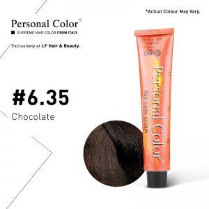 Cosmo Service Personal Color Permanent Cream 6.35 - Chocolate 100ml
