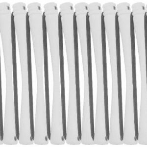 Perm Roller cold-wave rods 6*91mm (WHITE) - 12pcs