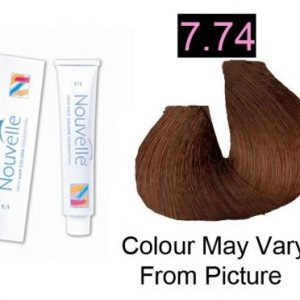 Nouvelle - Permanent Hair Color 7.74 Oak 100ml