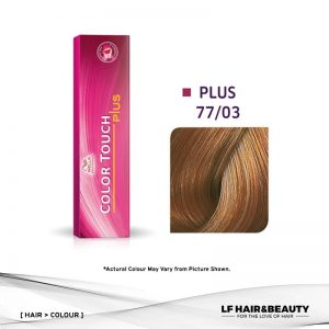 Wella Color Touch Semi-Permanent Cream 77/03 - Medium Blonde Natural Gold 60g