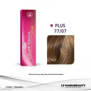 Wella Color Touch Semi-Permanent Cream 77/07 - Medium Blonde Natural Brown 60g
