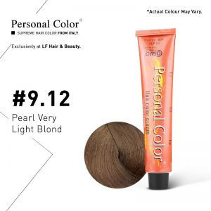 Cosmo Service Personal Color Permanent Cream 9.12 - Pearl Very Light Blond 100ml