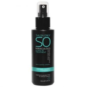 Salon Only (SO) - Miraculous Leave-In Treatment 120ml