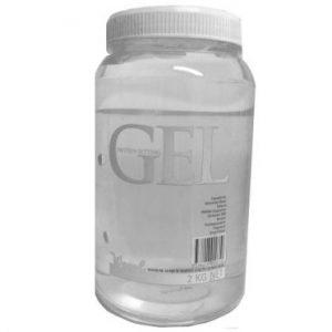 Wavol Hair Gel 2kg - Clear