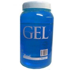 Wavol Hair Gel 2kg - Blue