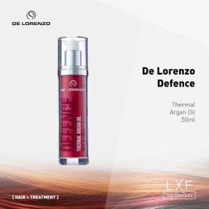 De Lorenzo Defence Thermal Argan Oil 50ml