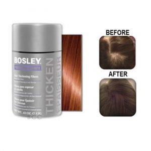 Bosley Hair Thickening Fibers - Auburn