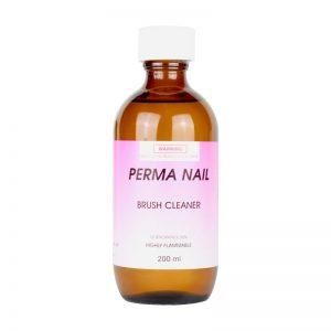 Perma Nail Brush Cleaner 200ml