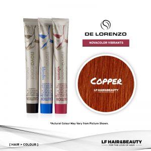 De Lorenzo NovaColor Permanent Colour Copper 0.45 60g