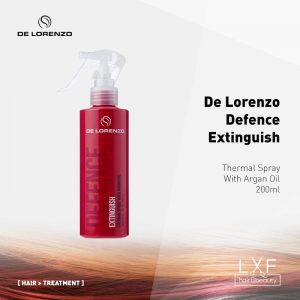 De Lorenzo Defence Extinguish Thermal Spray With Argan Oil 200ml