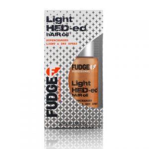 Fudge Light Hed-ed Hair Oil Hair Spray 50mL
