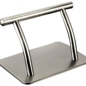 Stainless Steel Foot Rest H01 (SINGLE BAR)