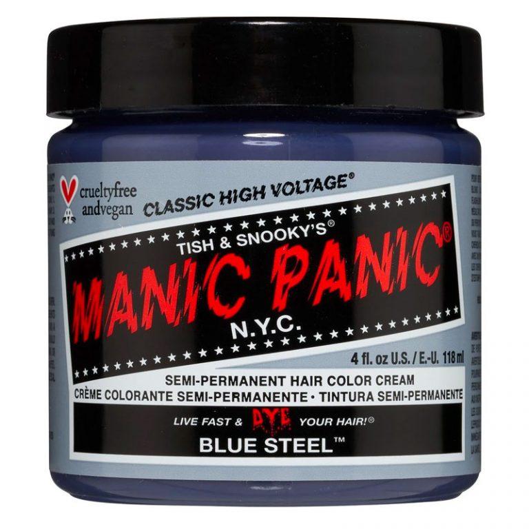 Manic Panic Classic Shocking Blue 118ml - LF Hair and