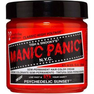 Manic Panic Classic Psychedelic Sunset 118ml