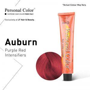 Cosmo Service Personal Color Permanent Cream Purple Red Intensifiers 100ml