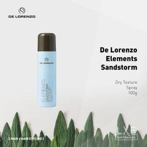 De Lorenzo Elements Sandstorm Dry Texture Spray 100g