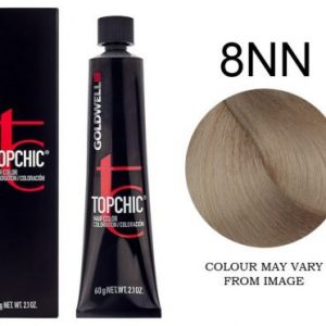 Goldwell - Topchic - 8NN Light Blonde - Extra 60g