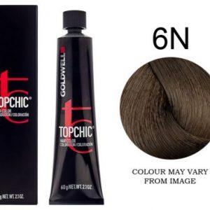 Goldwell - Topchic - 6N Dark Blonde 60g