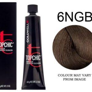 Goldwell - Topchic - 6NGB Dark Blonde Refl Bronze 60g