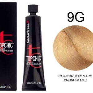 Goldwell - Topchic - 9G Very Light Gold Blonde 60g