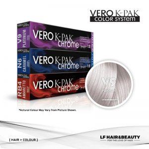 Joico Vero K-PAK Chrome V9 - Platinumt 60ml