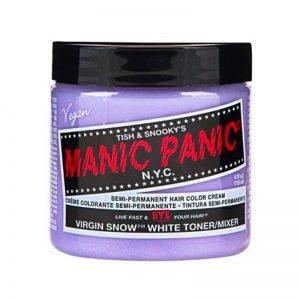 Manic Panic Classic Virgin Snow 118ml