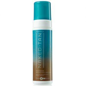 Naked Tan Bronzing Mousse Tanned 10% DHA 180ml