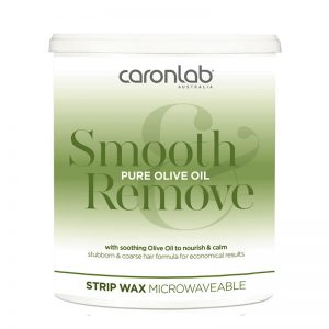 Caron Smooth and Remove Pure Olive Oil Strip Wax 800g